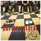Capital Inicial Aborto Eletrico Mtv [cd Original Lacrado ]